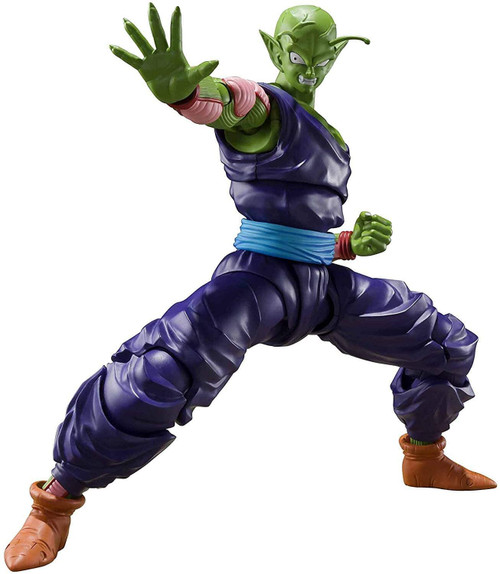 Dragon Ball S.H. Figuarts Piccolo Action Figure [The Proud Namekian] (Pre-Order ships January)