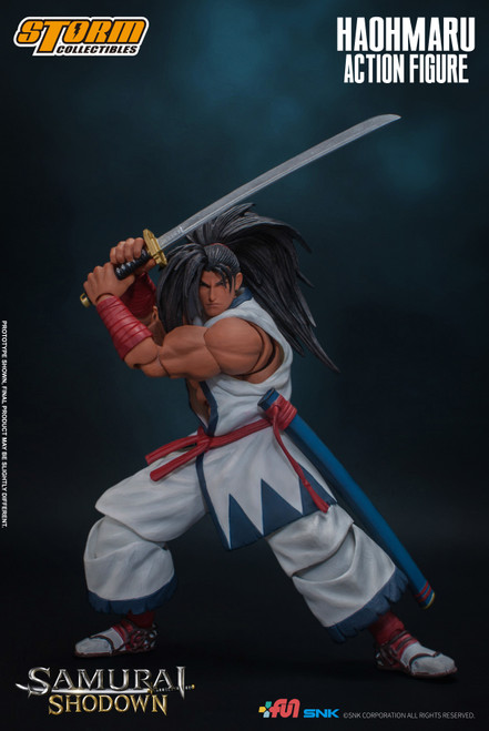 Samurai Shodown Haohmaru Action Figure (Pre-Order ships March)
