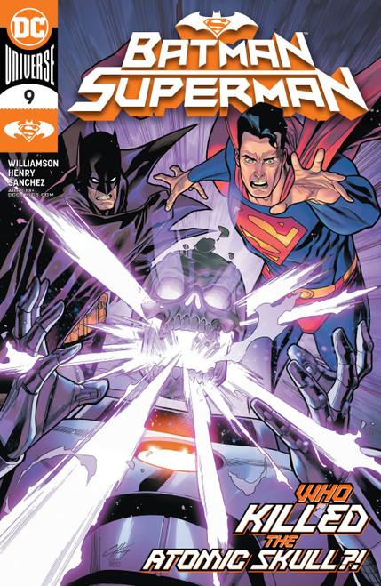DC Comics Batman / Superman, Vol. 2 #9A Comic Book