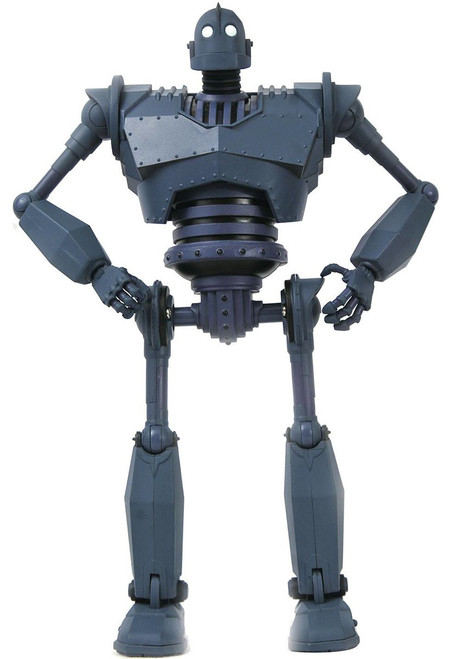 The Iron Giant Movie Gallery Iron Giant Deluxe Action Figure Boxed Set [Limited to 3,000 Pieces!]