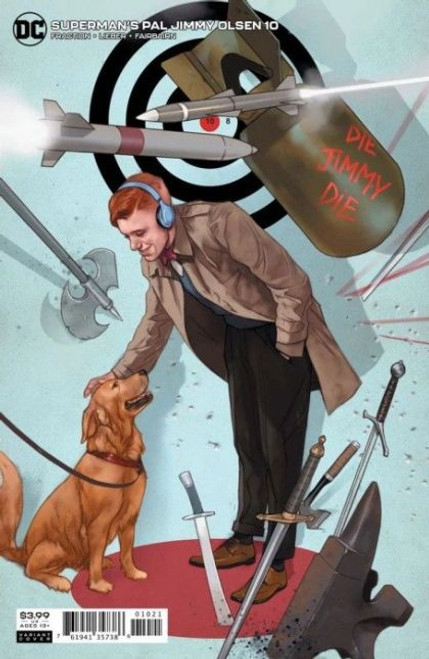 DC Comics Jimmy Olsen, Vol. 2 #10B Comic Book