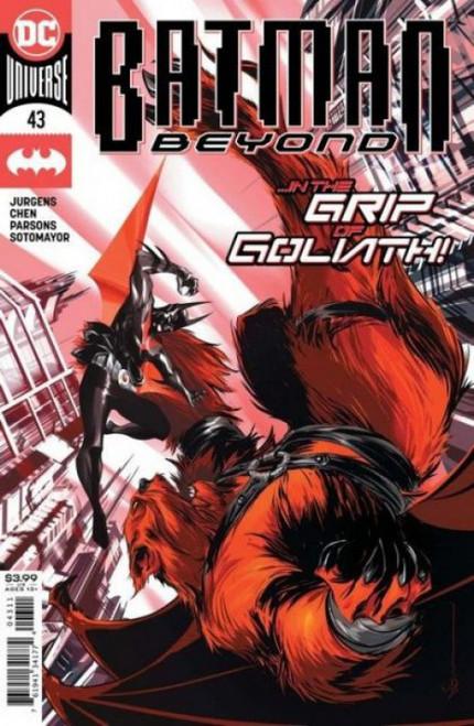 DC Comics Batman Beyond, Vol. 6 #43A Comic Book