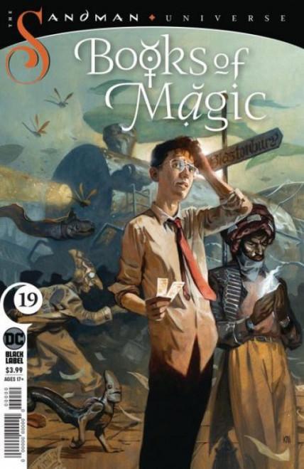 DC Comics Books of Magic, Vol. 3 #19 Comic Book
