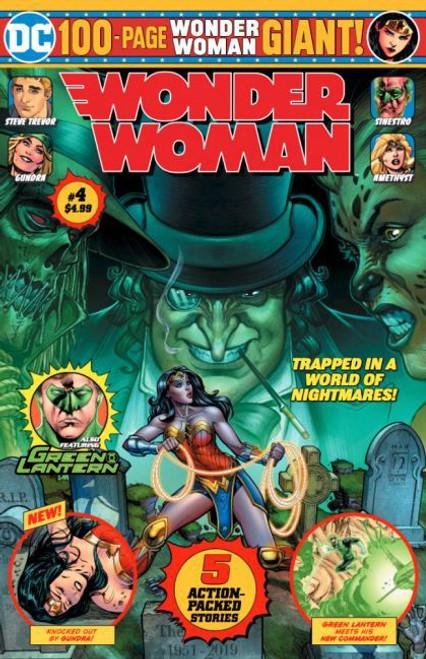 DC Comics Wonder Woman 100-Page Giant, Vol. 2 #4A Comic Book