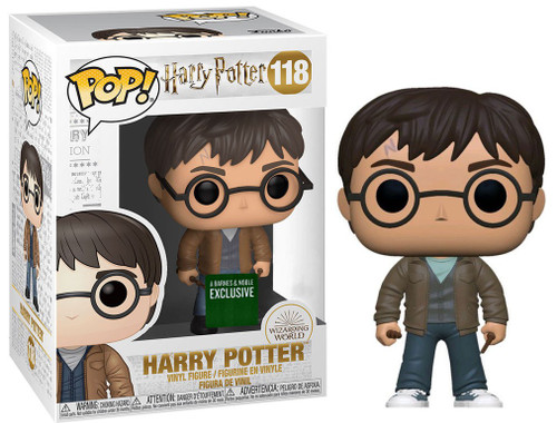 Funko POP! Movies Harry Potter Exclusive Vinyl Figure #118 [Two Wands, Damaged Package]
