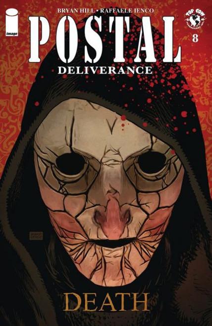 Image Comics Postal: Deliverance #8 Comic Book