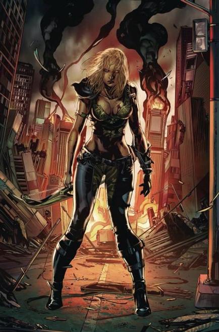 Zenescope Grimm Fairy Tales Presents: Robyn Hood - Vigilante #6A Comic Book