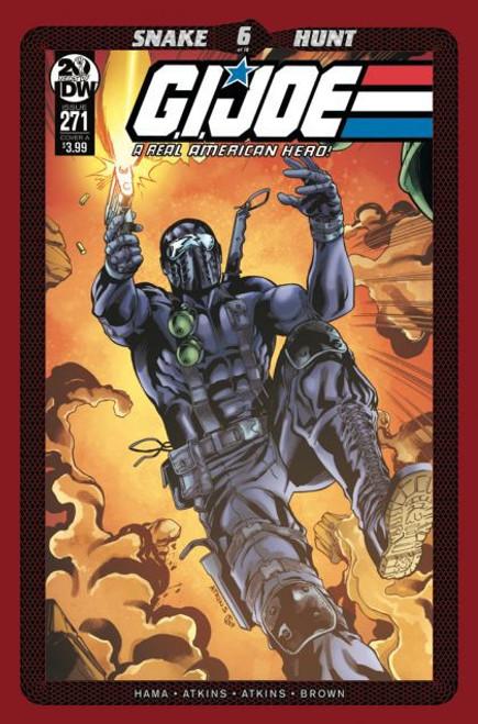 IDW Publishing G.I. Joe: A Real American Hero (IDW), Vol. 1 #271A Comic Book