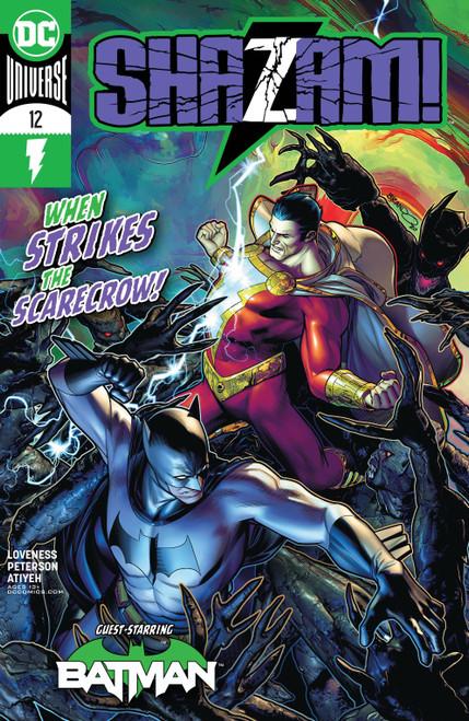 DC Comics Shazam!, Vol. 2 #12A Comic Book