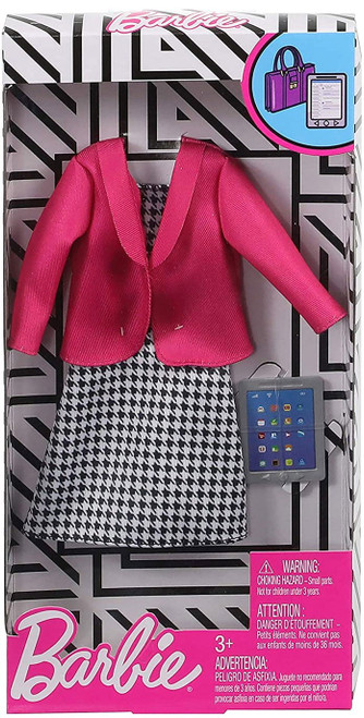 Barbie Career Outfit Business Executive with Tablet