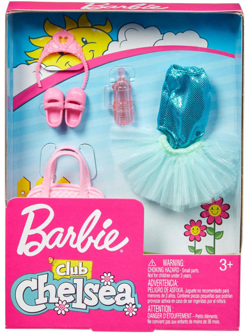 Barbie Club Chelsea Ballerina Outfit Accessory Pack