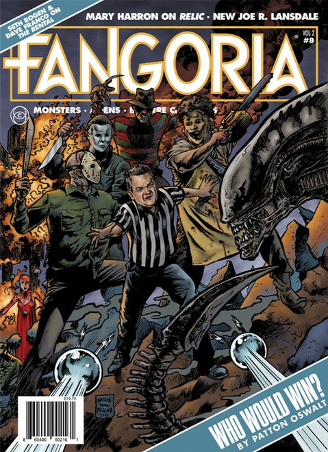 Cinestate Fangoria LLC Fangoria Vol. 2 Issue 8 Magazine