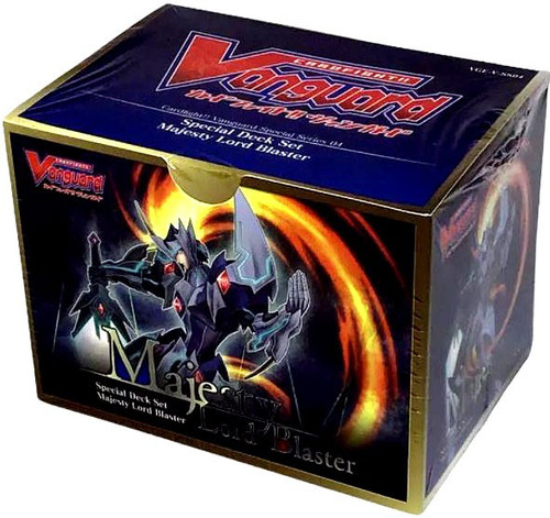 Cardfight Vanguard V Special Series Majesty Lord Booster Box [10 packs]