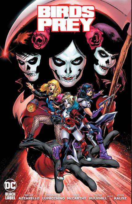 DC Comics Black Label Birds of Prey #1 Comic Book