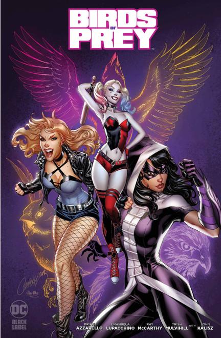 DC Comics Black Label Birds of Prey #1 Comic Book [J. Scott Campbell Variant Cover B]