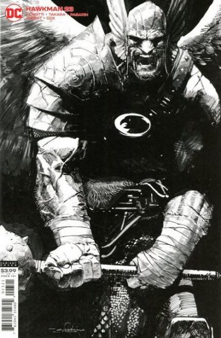 DC Comics Hawkman, Vol. 5 #23B Comic Book