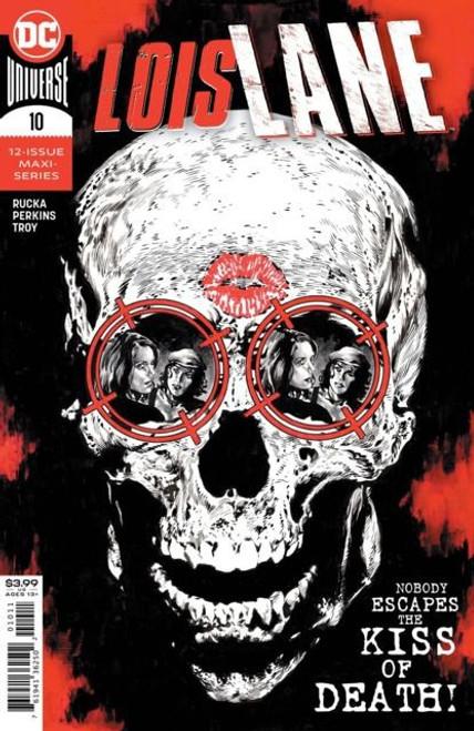 DC Comics Lois Lane, Vol. 2 #10A Comic Book