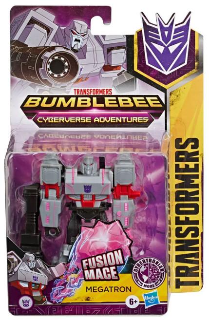 Transformers Cyberverse Adventures Megatron Warrior Action Figure