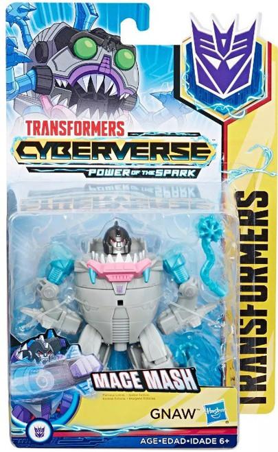 Transformers Bumblebee Cyberverse Adventures Gnaw Warrior Action Figure