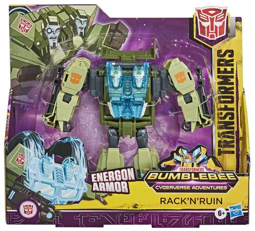 Transformers Cyberverse Battle for Cybertron Rack N' Ruin Ultra Action Figure