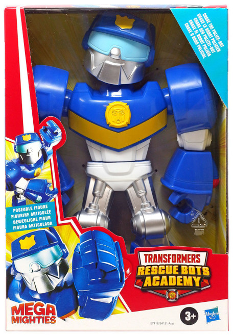 Transformers Mega Mighties Chase Action Figure