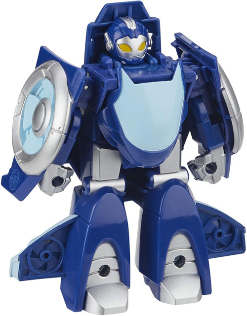 Transformers Playskool Heroes Rescue Bots Academy Whirl Vtol Action Figure