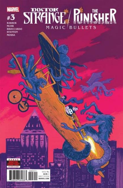 Marvel Doctor Strange / The Punisher: Magic Bullets #3A Comic Book