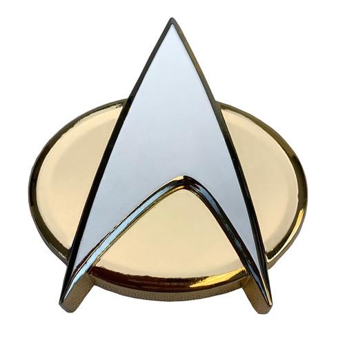 Star Trek: The Original Series Communicator Badge 4-Inch Metal Bottle Opener