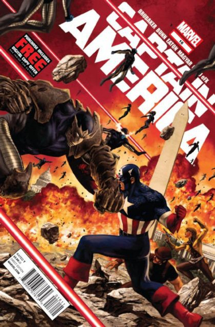 Marvel Captain America, Vol. 6 #16 Comic Book