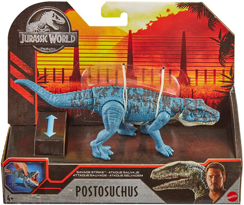 Jurassic World Postosuchus Action Figure [Savage Strike]