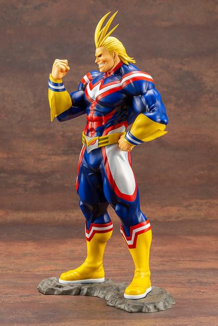 My Hero Academia ArtFX J All Might PVC Figure (Pre-Order ships January)