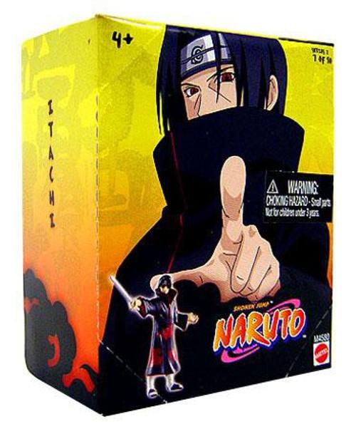 Naruto Tree Diorama Series 2 Itachi 3-Inch PVC Figure #7 [Damaged Package]