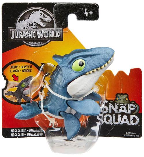 Jurassic World Snap Squad Mosasaurus Mini Figure