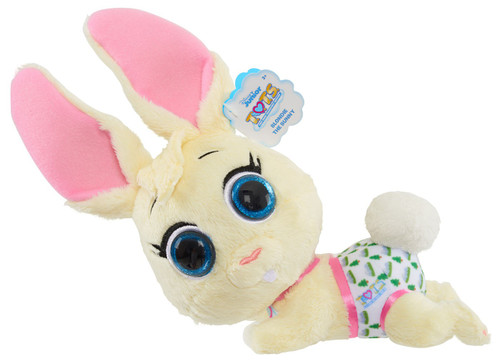 Disney Junior TOTS (Tiny Ones Transport Service) Blondie 6.5-Inch Plush