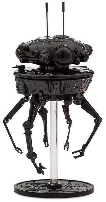 Disney Star Wars The Empire Strikes Back Elite Series Imperial Probe Droid Exclusive Diecast Figure