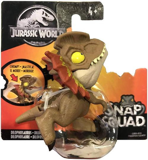 Jurassic World Snap Squad Dilophosaurus Mini Figure