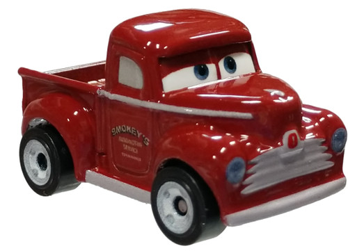 Disney Cars 3 Metal Mini Racers Series 3 Heyday Smokey Die Cast Car [Loose]