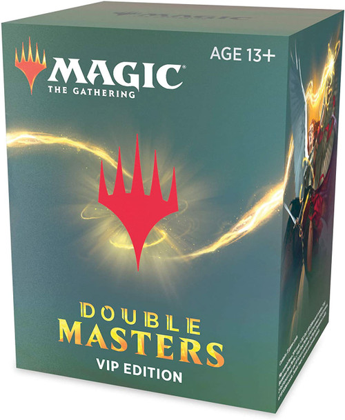 MtG Trading Card Game Double Masters VIP Edition Pack [33 Cards]