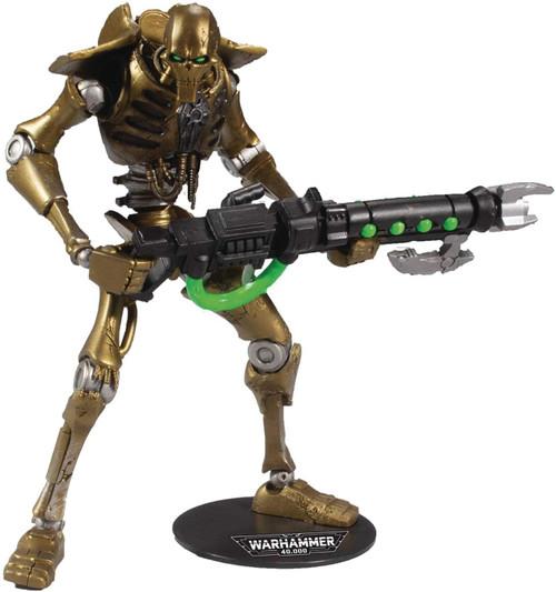 McFarlane Toys Warhammer Necron Warrior Action Figure