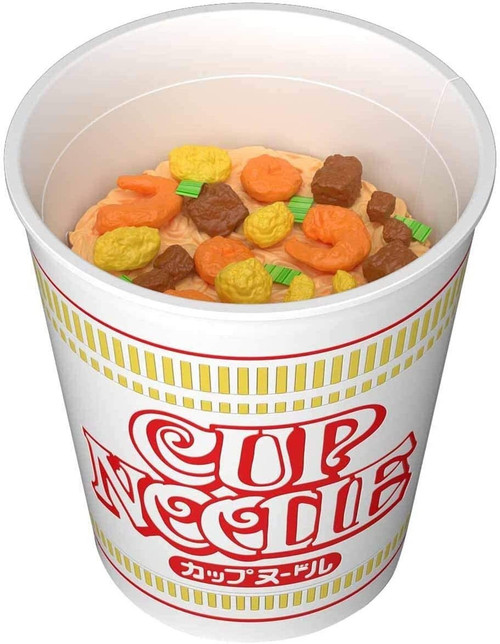 Best Hit Chronicle Cup Noodle 1/1 Model Kit [50th Anniversary] (Pre-Order ships October)