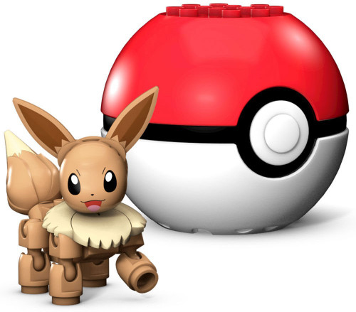 Pokemon Series 12 Eevee Set