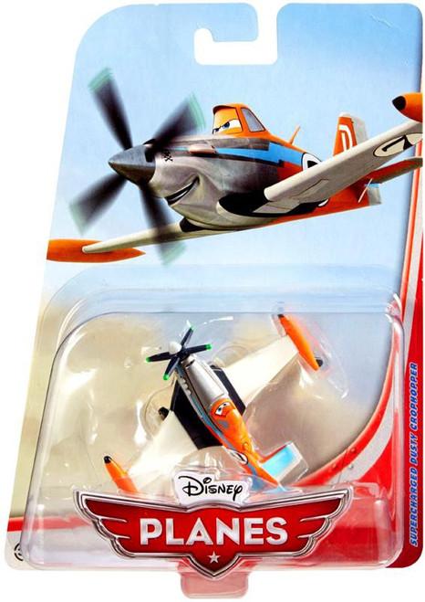 Disney Planes Dusty Crophopper Diecast Plane [Supercharged]