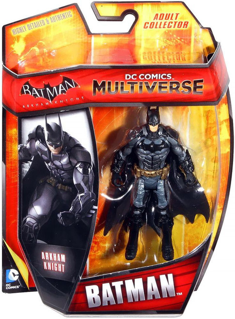 Arkham Knight DC Comics Multiverse Batman Action Figure