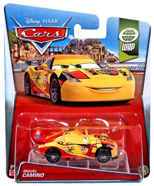 Disney / Pixar Cars WGP Miguel Camino Diecast Car #2/15