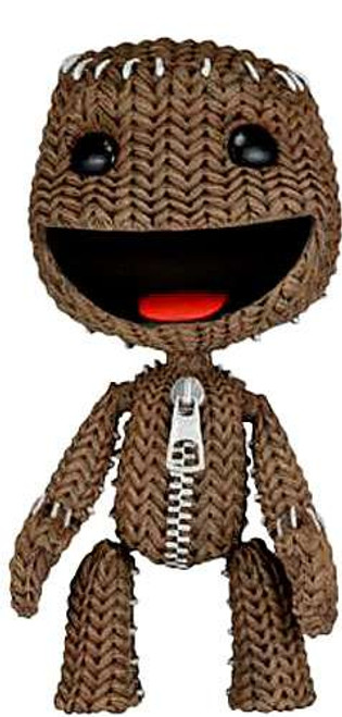 NECA Little Big Planet Series 2 Happy Sackboy Action Figure