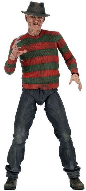 NECA Nightmare on Elm Street Quarter Scale Freddy's Revenge Freddy Action Figure