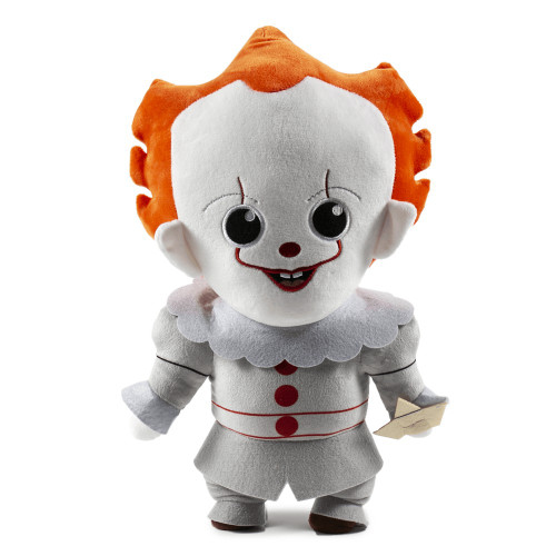 IT Movie (2017) Phunny Pennywise 16-Inch Plush [HugMe, Vibrates!]