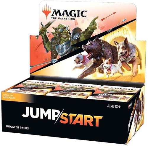MtG Trading Card Game Jumpstart Booster Box [24 Packs]
