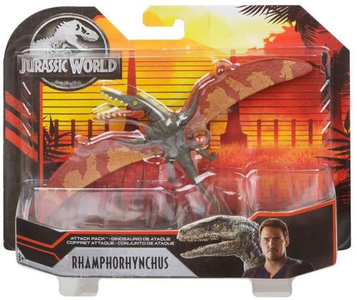 Jurassic World Fallen Kingdom Attack Pack Rhamphorhynchus Action Figure