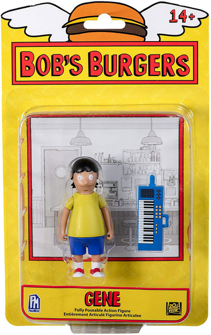 Bob's Burgers Gene Action Figure